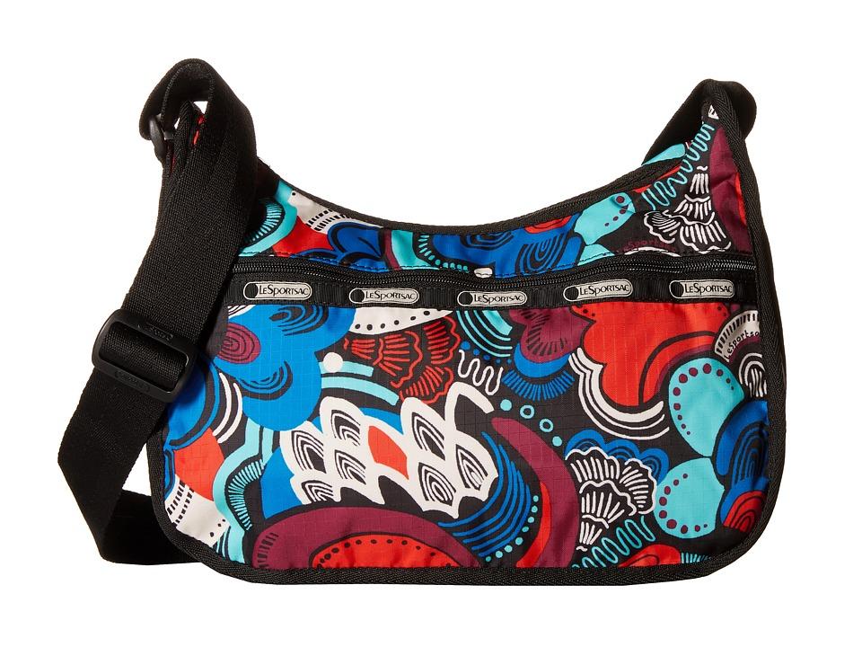 LeSportsac - Classic Hobo Bag (Swoop-Dee-Doo) Cross Body Handbags