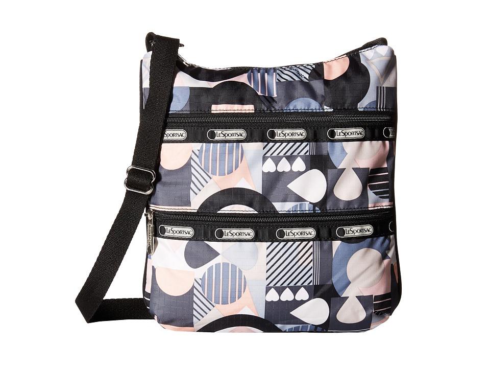 LeSportsac - Kylie (Cubist) Handbags