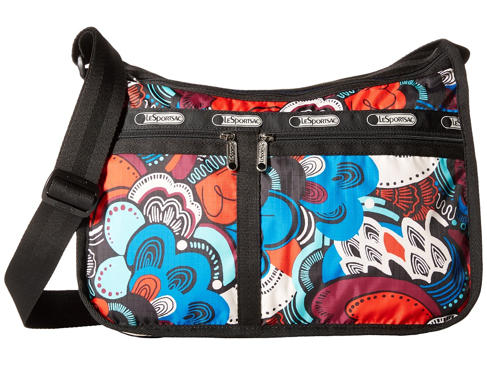 LeSportsac - Deluxe Everyday Bag (Swoop-Dee-Doo) Cross Body Handbags