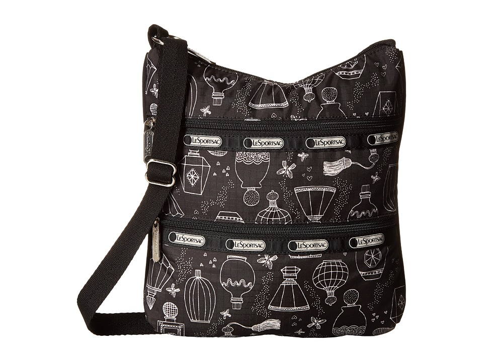 LeSportsac - Kylie (Sweet Essence Black) Handbags