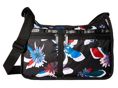 LeSportsac - Deluxe Everyday Bag (Pep Rally) Cross Body Handbags