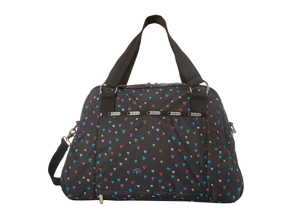 LeSportsac Luggage - Abbey Carry On (Love Drops) Carry on Luggage