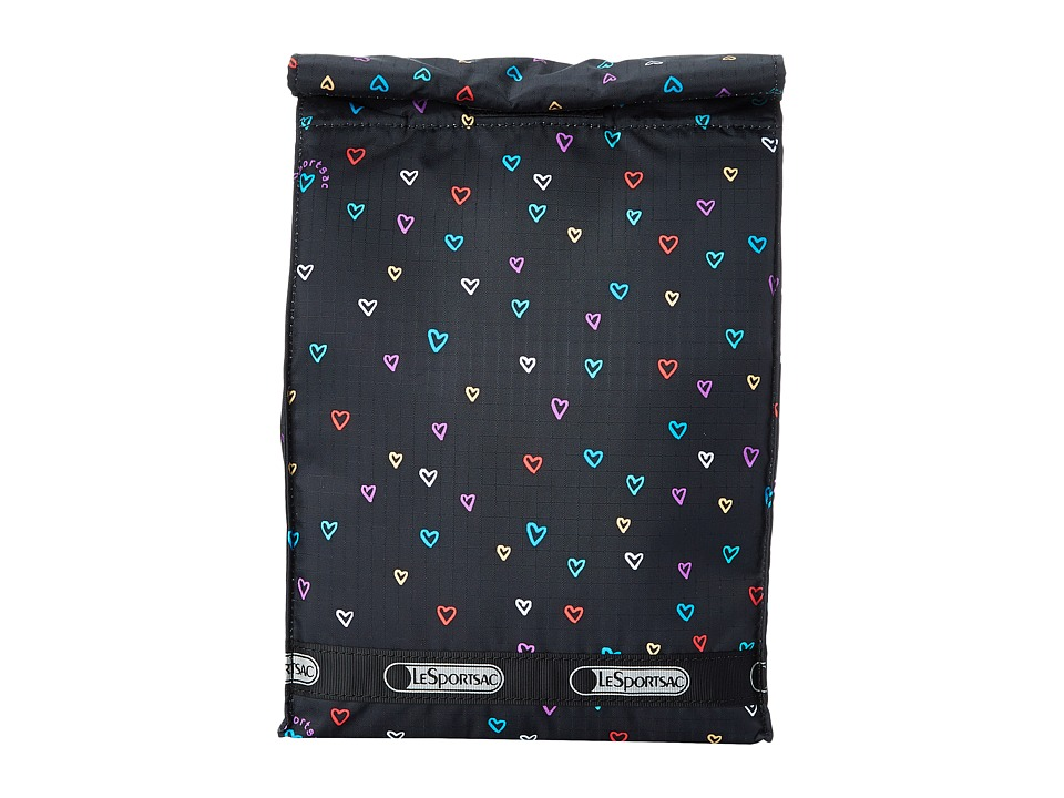 LeSportsac Luggage - Lelunch Sack (Love Drops) Bags