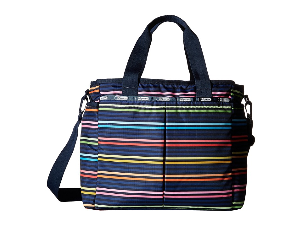 LeSportsac - Ryan Baby Bag (Baby Lestripe) Diaper Bags