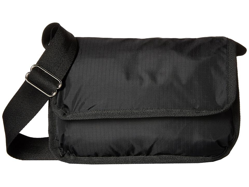 LeSportsac - Shelby Crossbody (Black 09) Cross Body Handbags