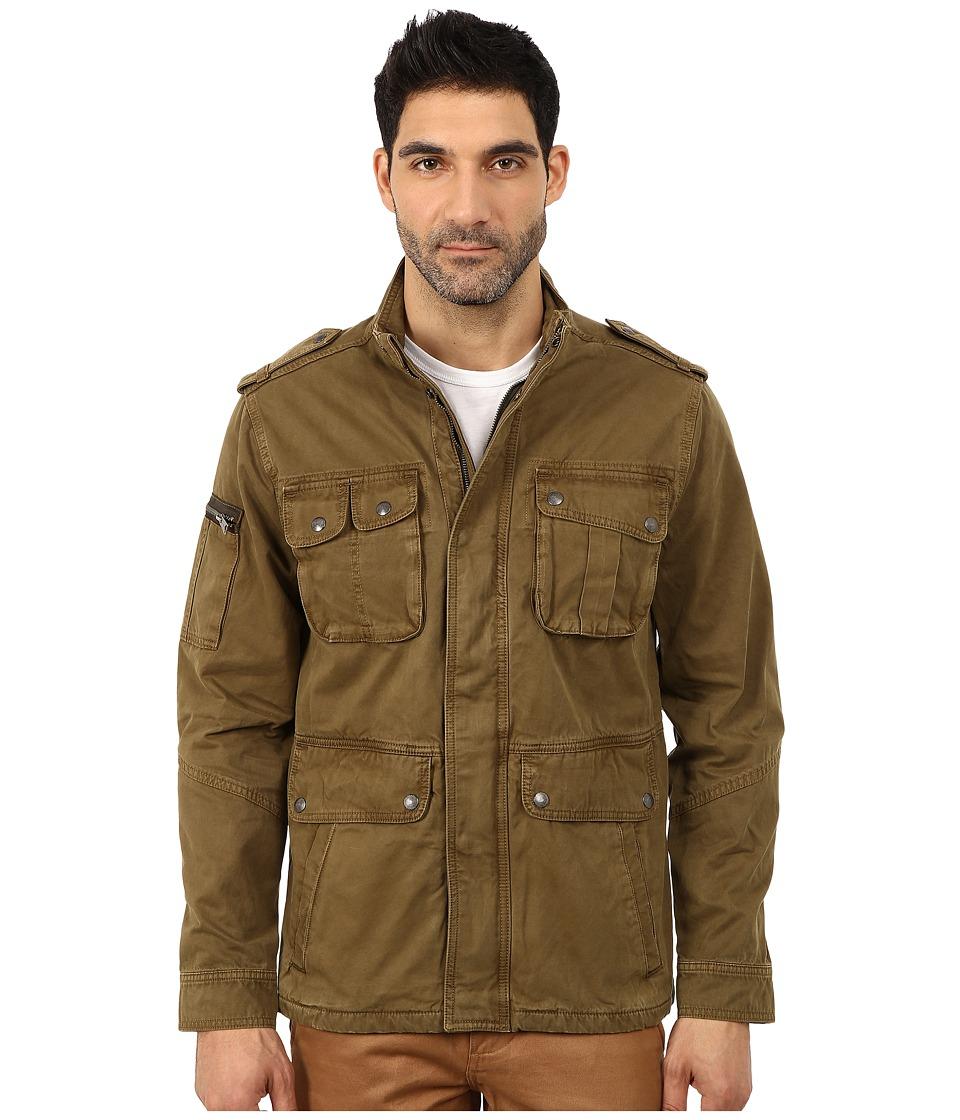 Lucky Brand - Military Jacket (Moss) Men's Coat