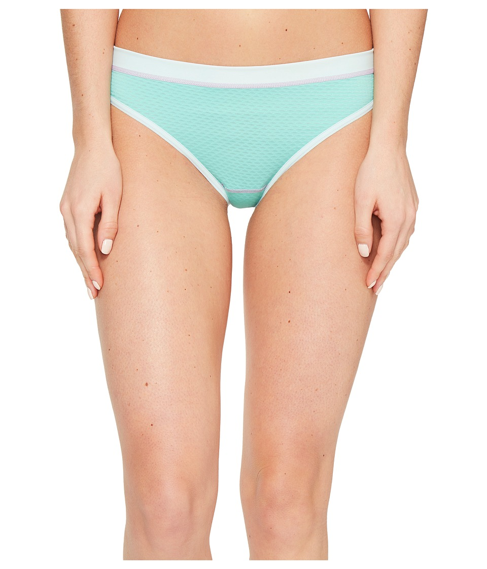 ExOfficio - Give-N-Go(r) Sport Mesh Thong (Isla) Women's Underwear