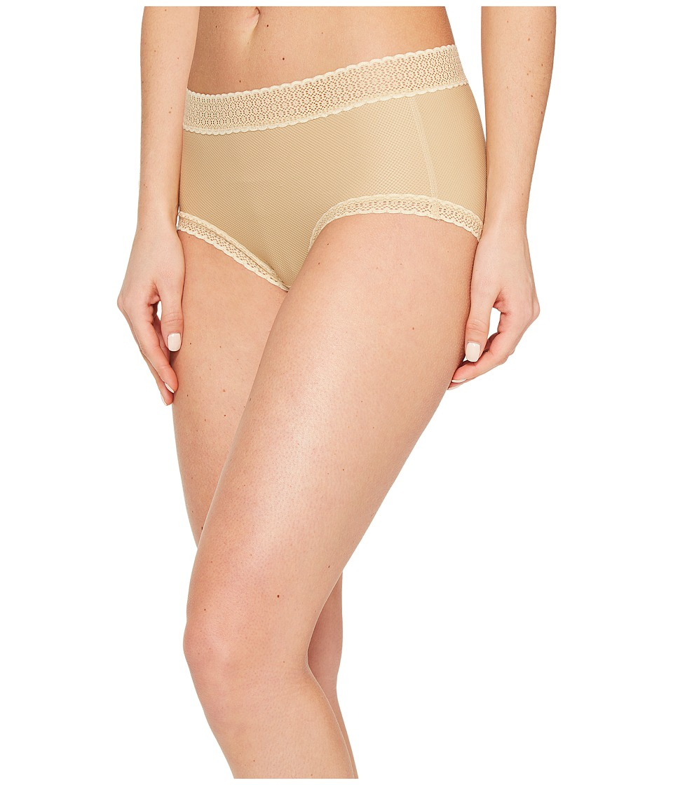 ExOfficio Give-N-Go(r) Lacy Full Cut Brief (Nude) Women