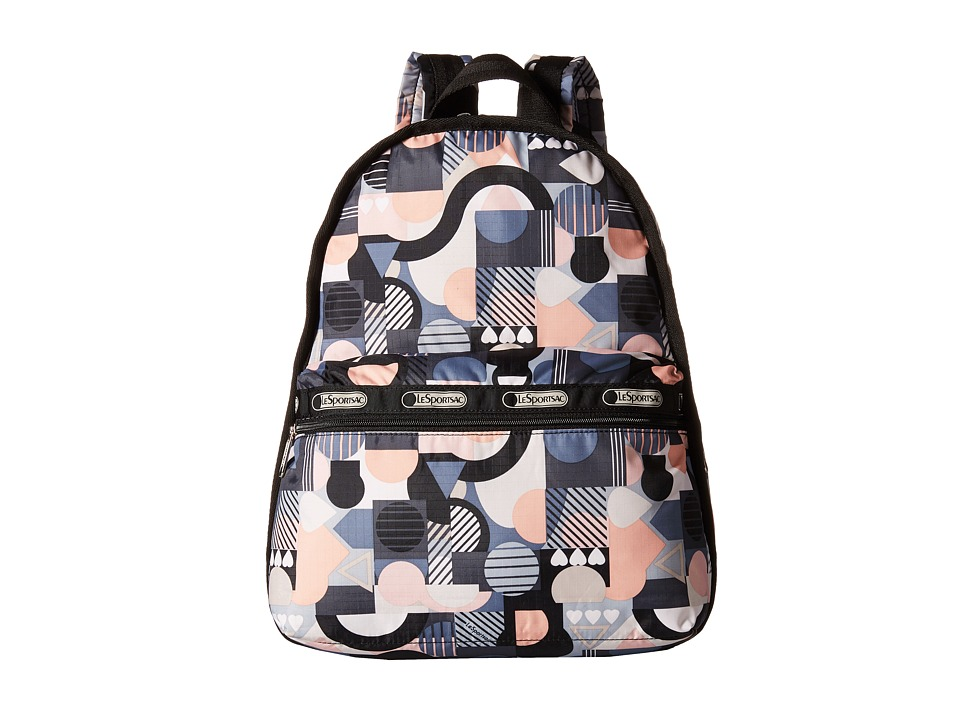 LeSportsac - Basic Backpack Bag (Cubist) Backpack Bags