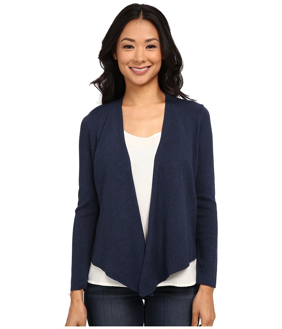 NIC+ZOE - 4 Way Cardy (Riviera Heather) Women's Sweater