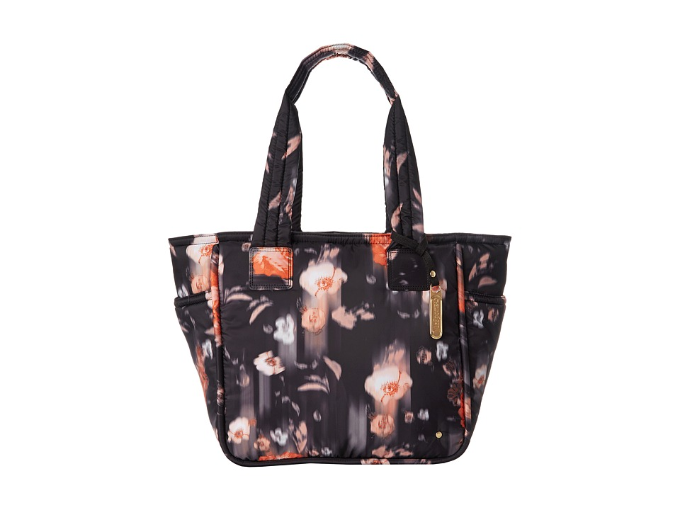 LeSportsac - Signature Claudia Tote (Damask Rose) Tote Handbags