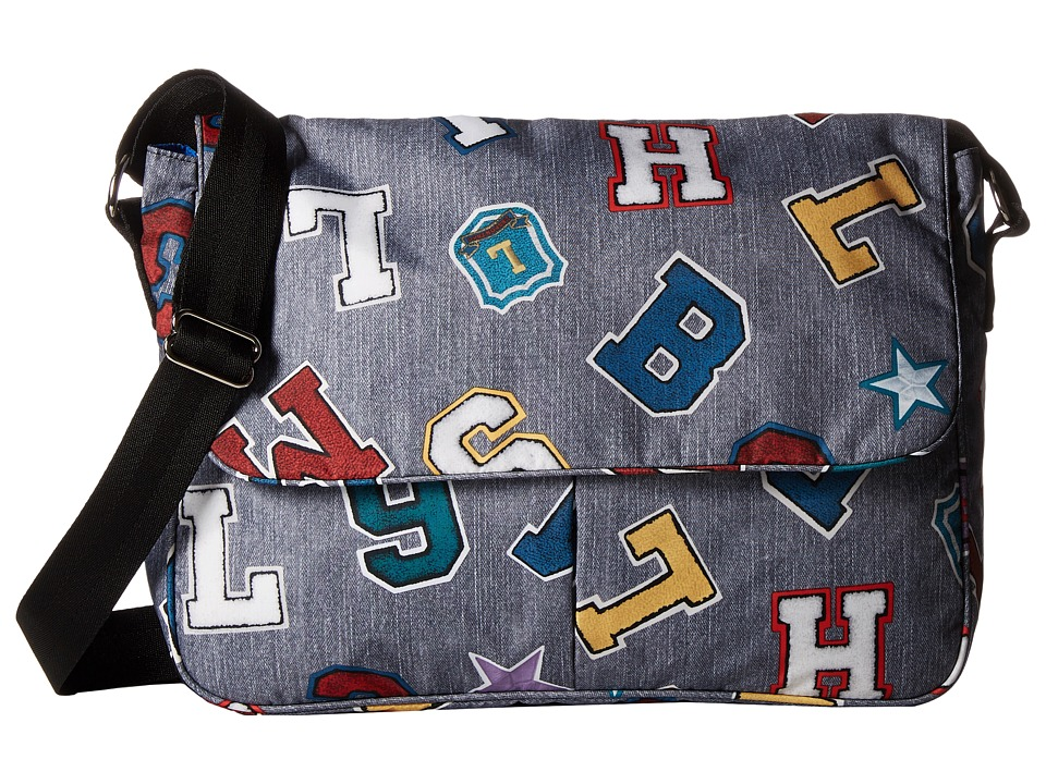 LeSportsac - True Messenger (School Spirit) Cross Body Handbags