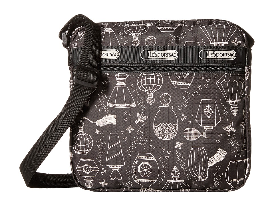LeSportsac - Shellie Crossbody (Sweet Essence Black) Cross Body Handbags