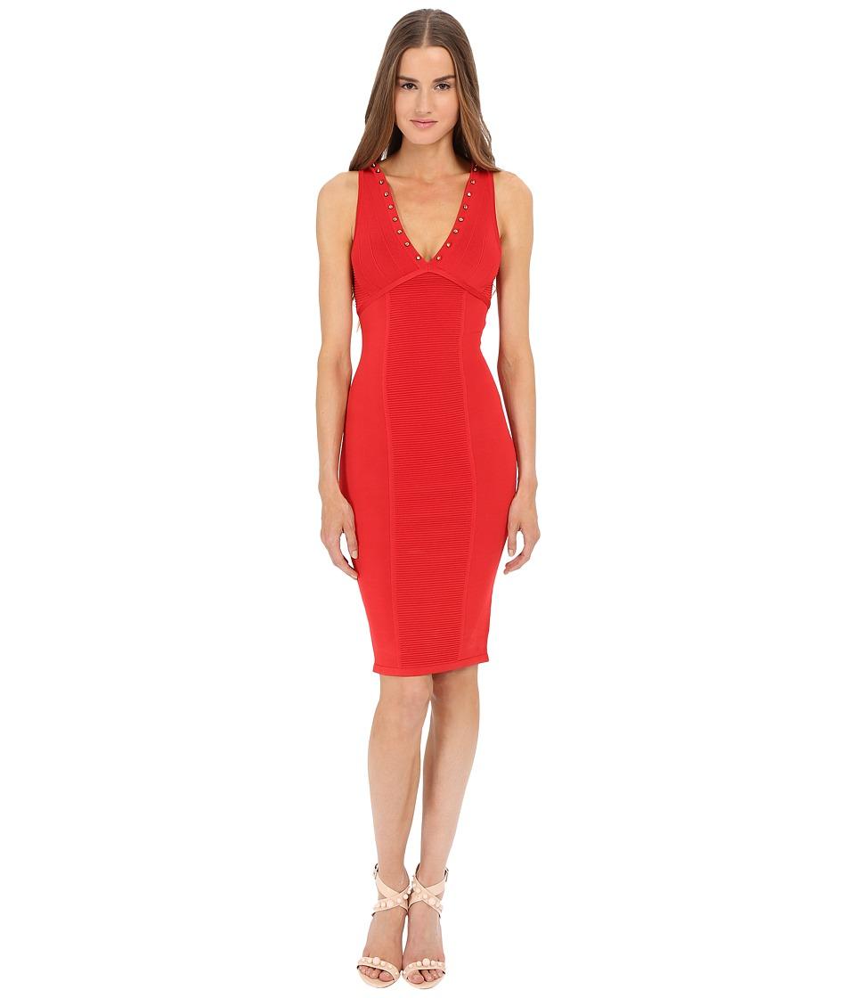 Versace Collection V-Neck Knit Dress