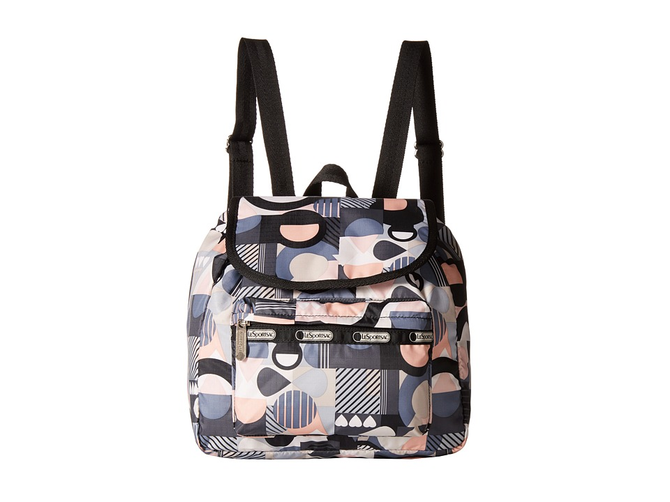 LeSportsac - Small Edie Backpack (Cubist) Backpack Bags