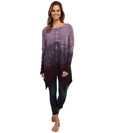 XCVI - Amira Top (Chemical Horizon/Falcon) Women's Clothing