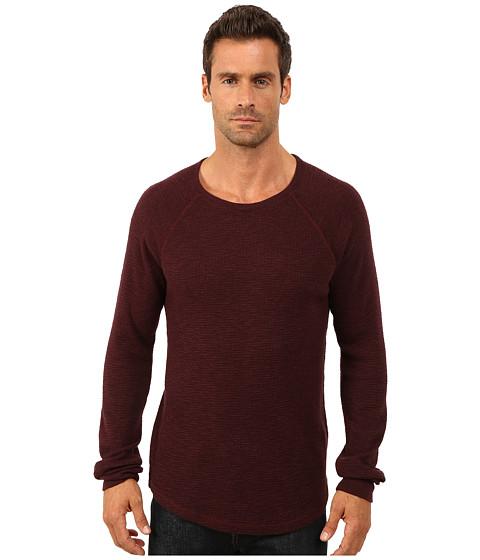 Lucky Brand - Thermal Crew (Sassafras) Men's Clothing