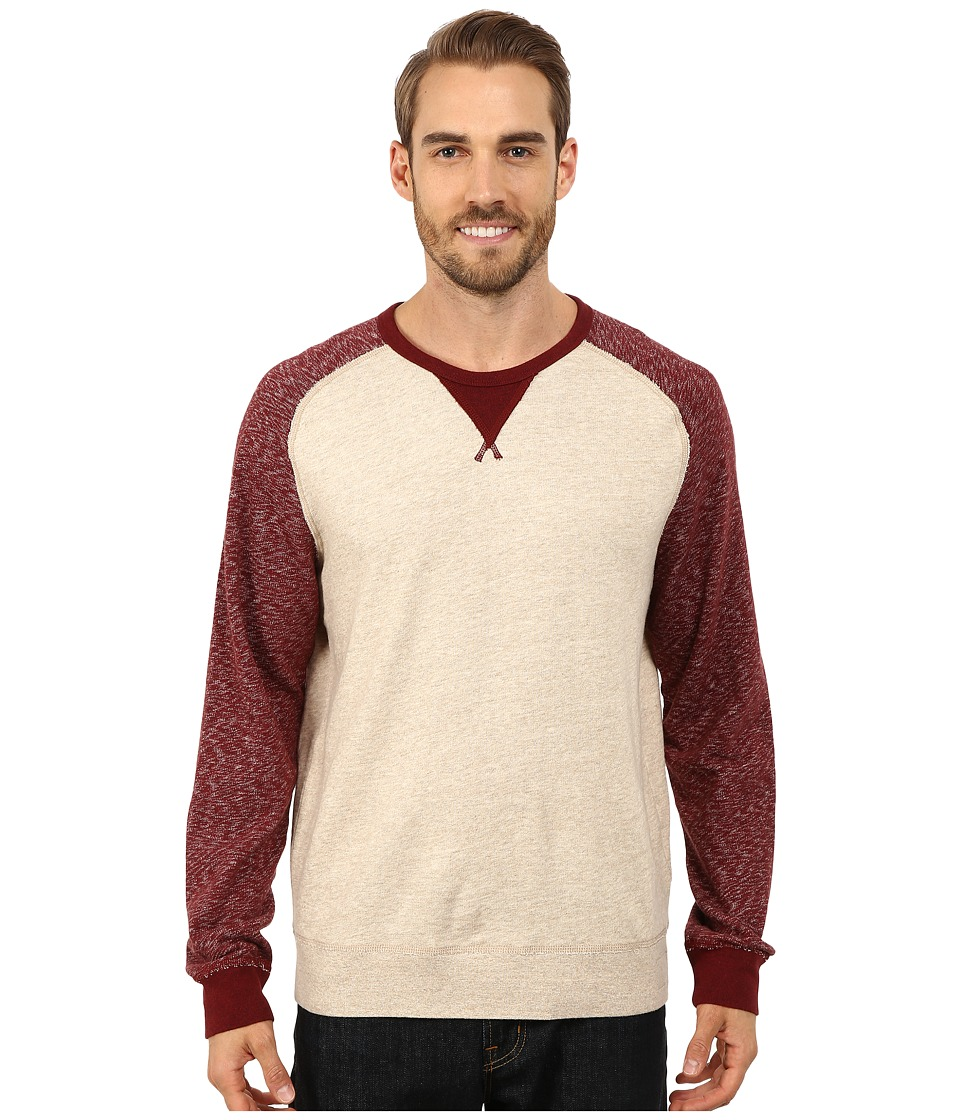 Lucky Brand - Long Sleeve Crew (Multi) Men's Clothing