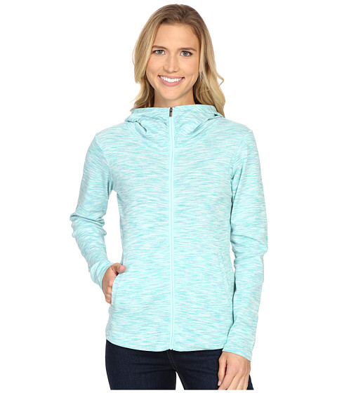 Columbia - OuterSpaced Full Zip Hoodie (Ocean Water) Women's Sweatshirt