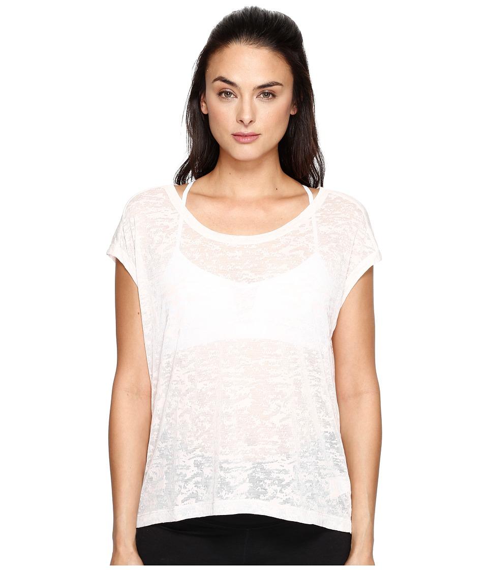 Lole - Lua Tee (Pearl Texture) Women's T Shirt