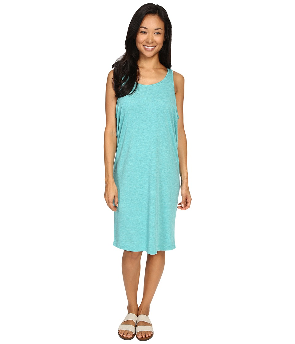 Lole Martina Dress (Turquoise Heather) Women