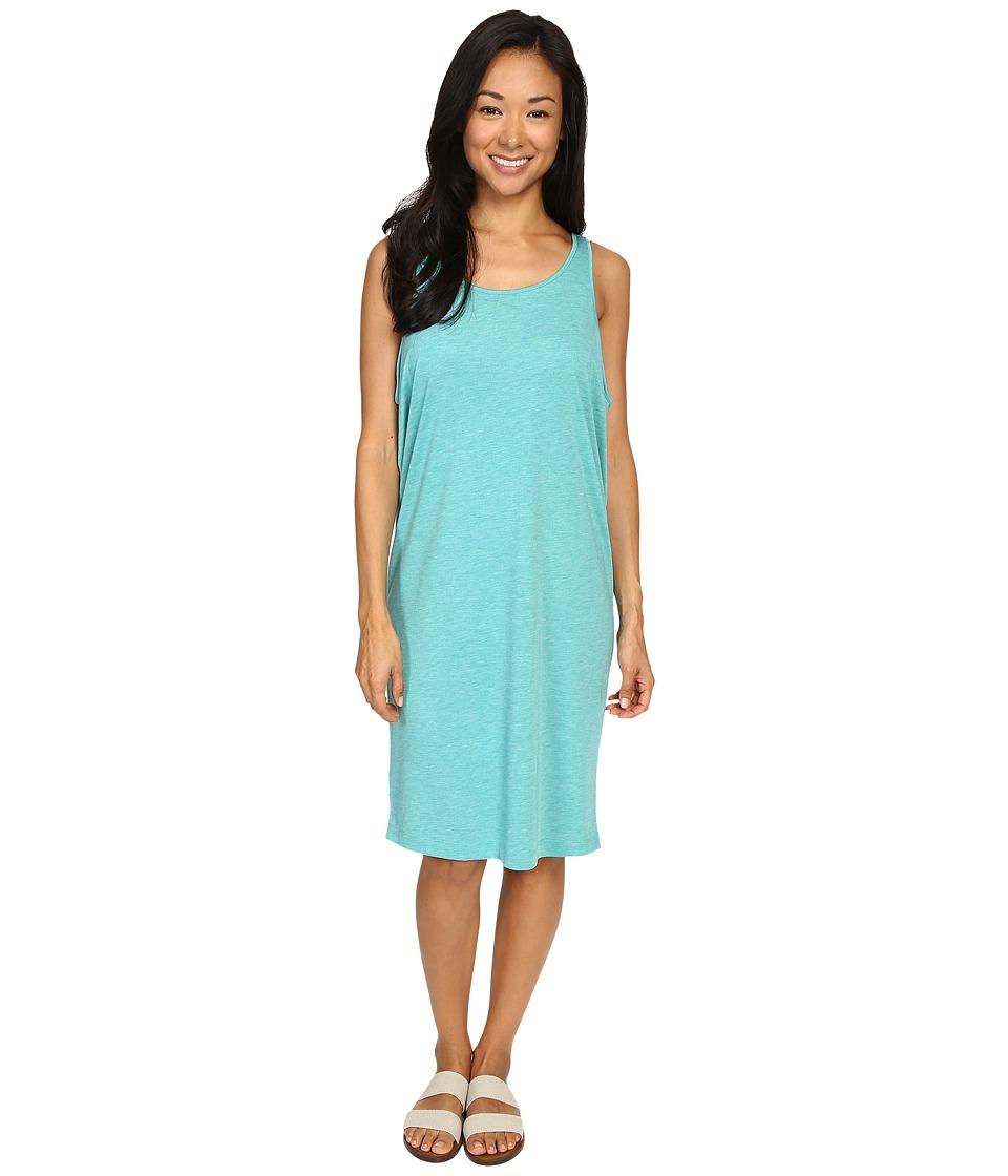 Lole Martina Dress (Turquoise Heather) Women