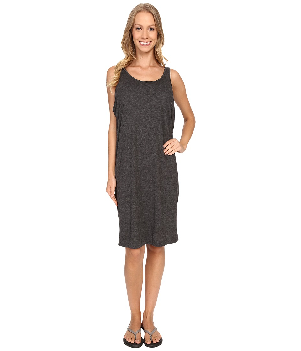 Lole Martina Dress (Magnet Heather) Women