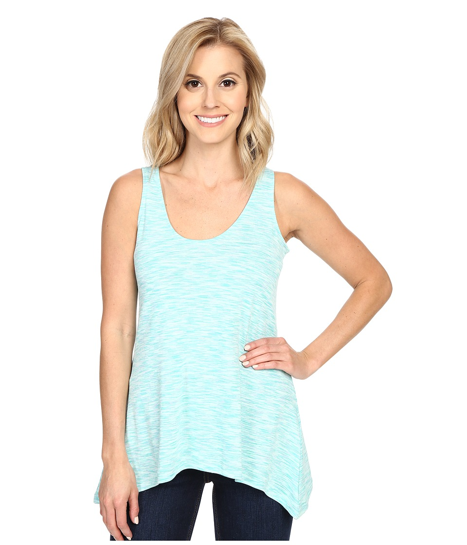 Columbia - OuterSpaced Tank Top (Ocean Water) Women's Sleeveless