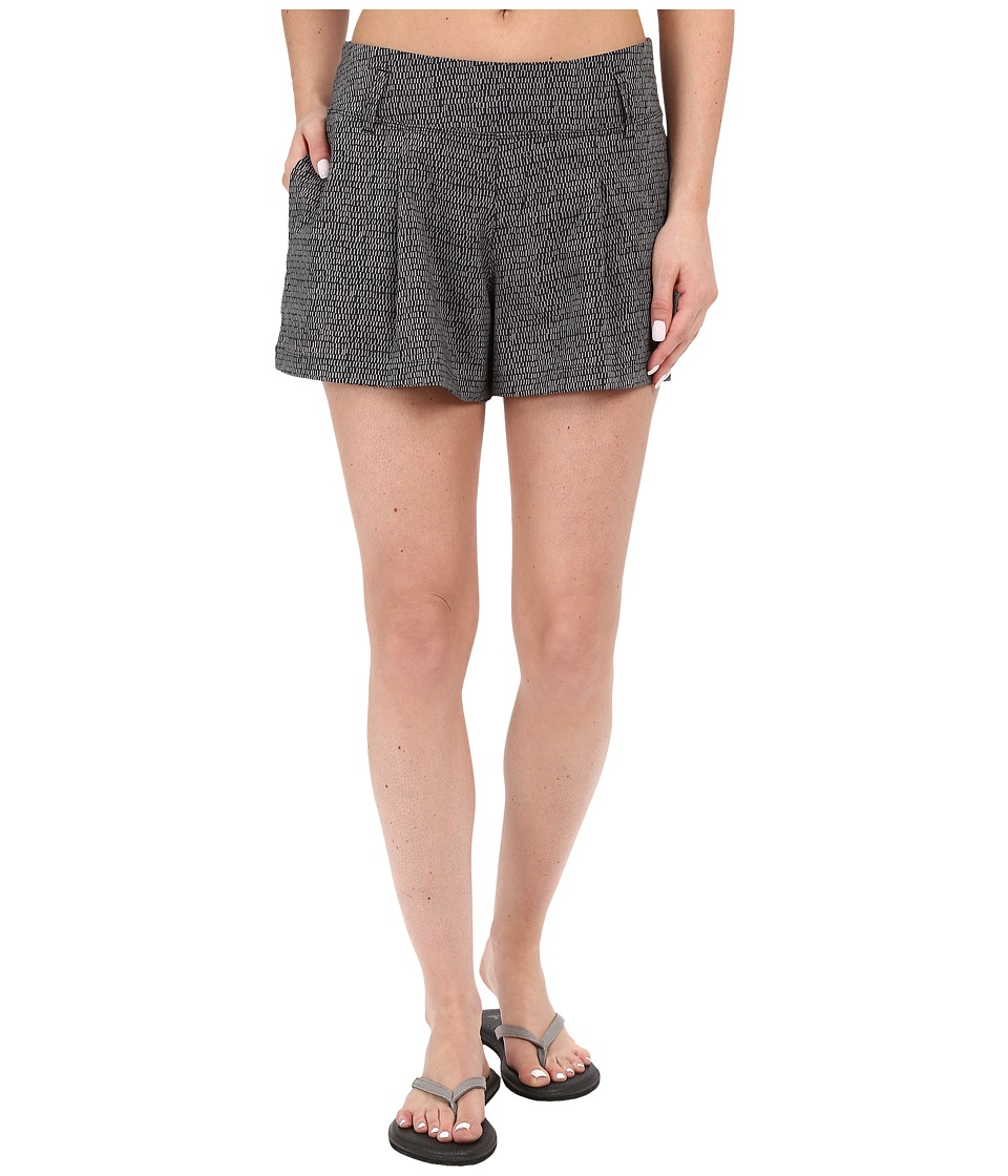 Lole - Juara Shorts (Black Batik) Women's Shorts