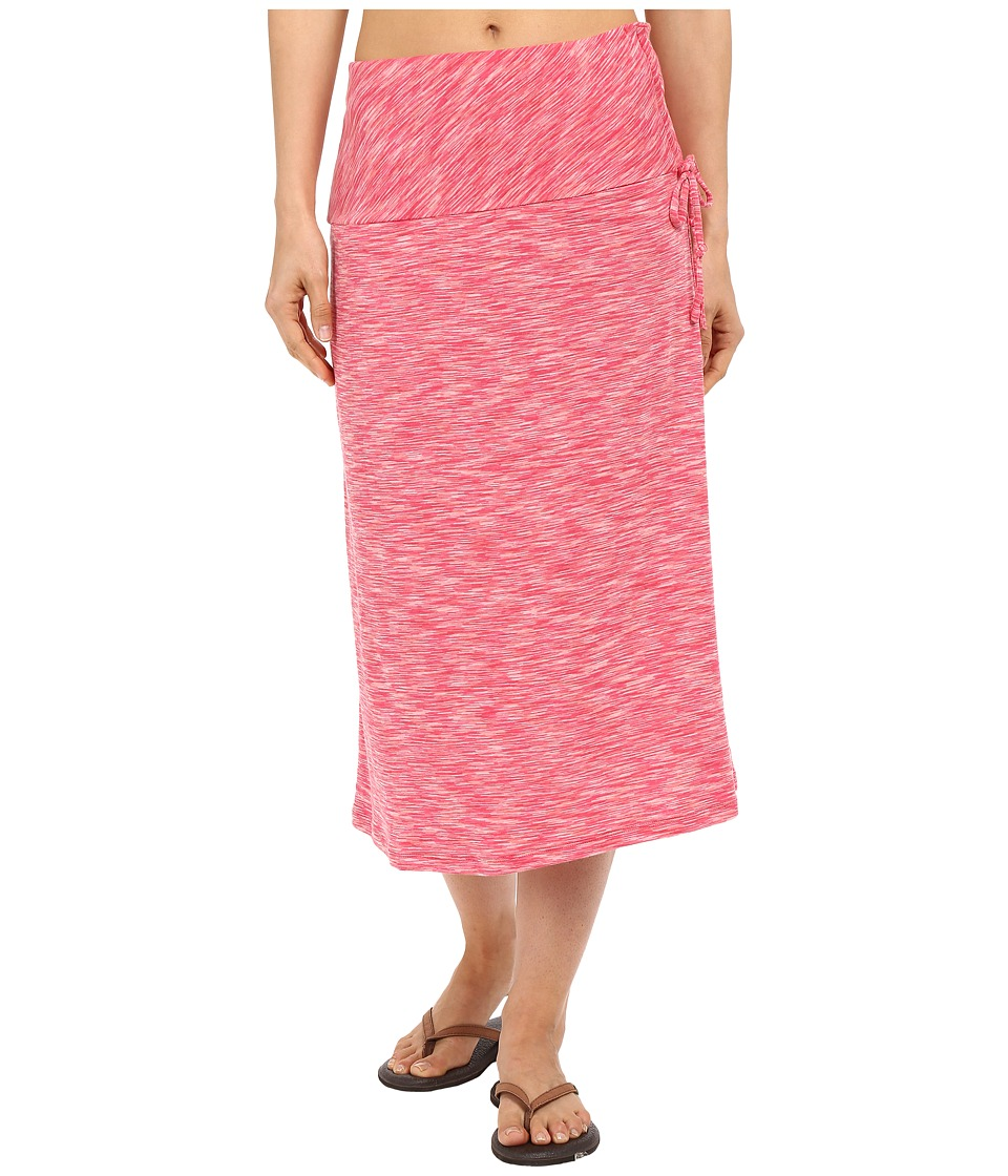 Columbia - OuterSpaced Skirt (Coral Bloom) Women's Skirt