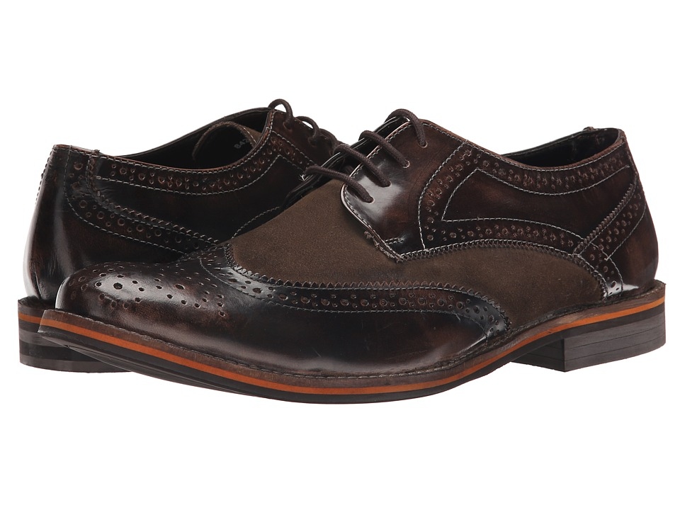 Lotus - Stamford (Brown Leather/Suede) Men