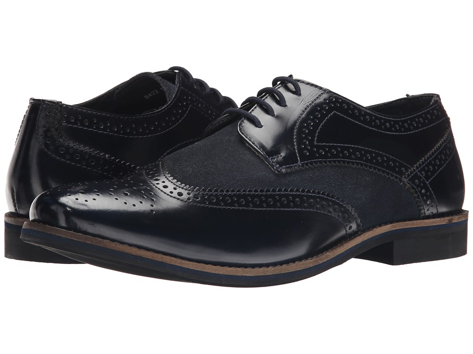 Lotus - Stamford (Navy Leather/Suede) Men