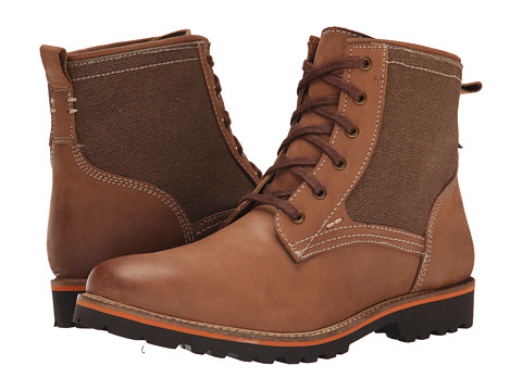 Lotus - Kinley (Tan Nubuck) Men's Lace-up Boots