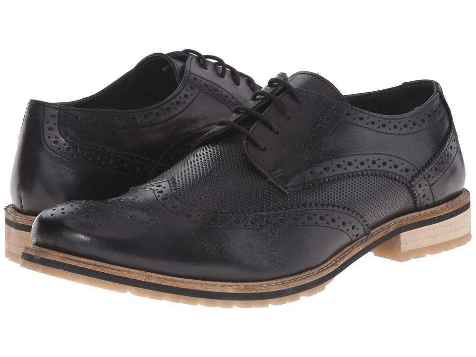 Lotus - Hatch (Black Leather) Men