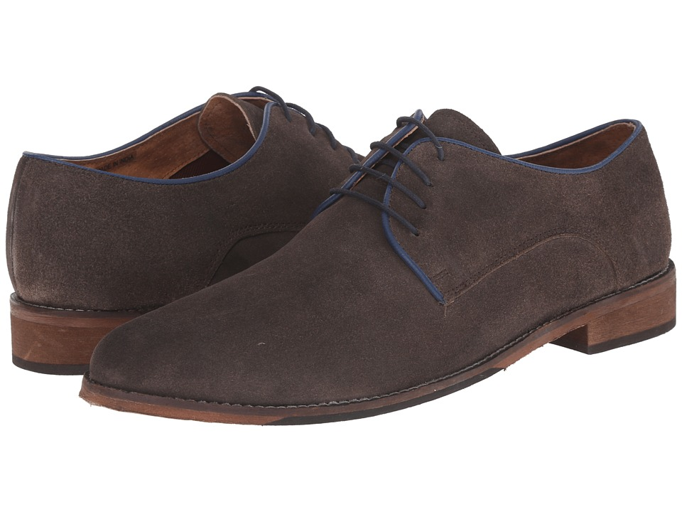 Lotus - Hermon (Grey Suede) Men's Shoes