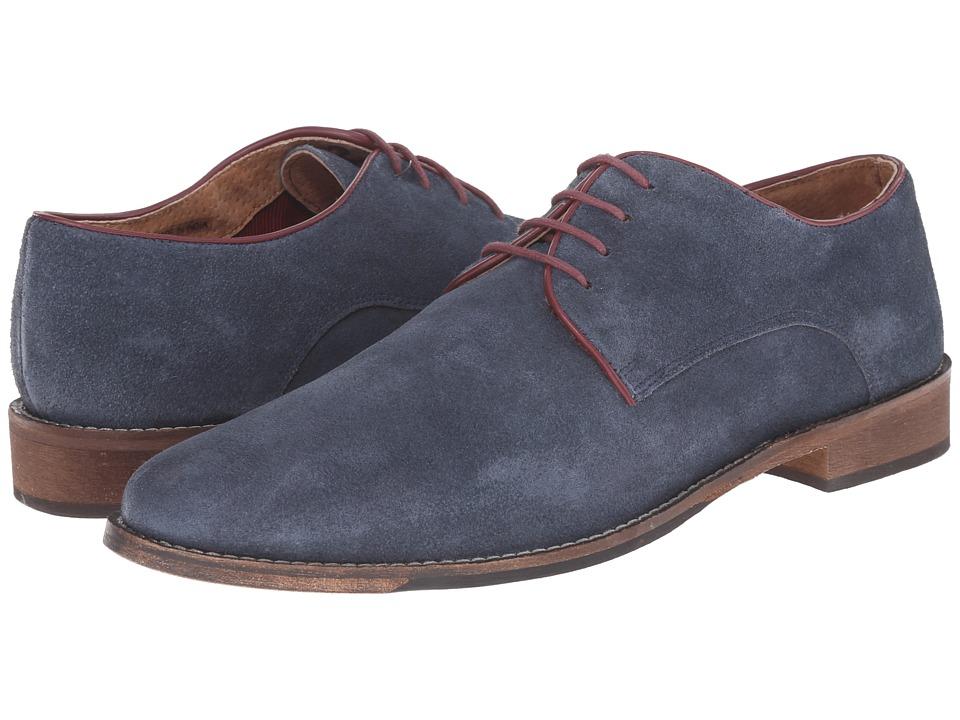 Lotus - Hermon (Navy Suede) Men's Shoes
