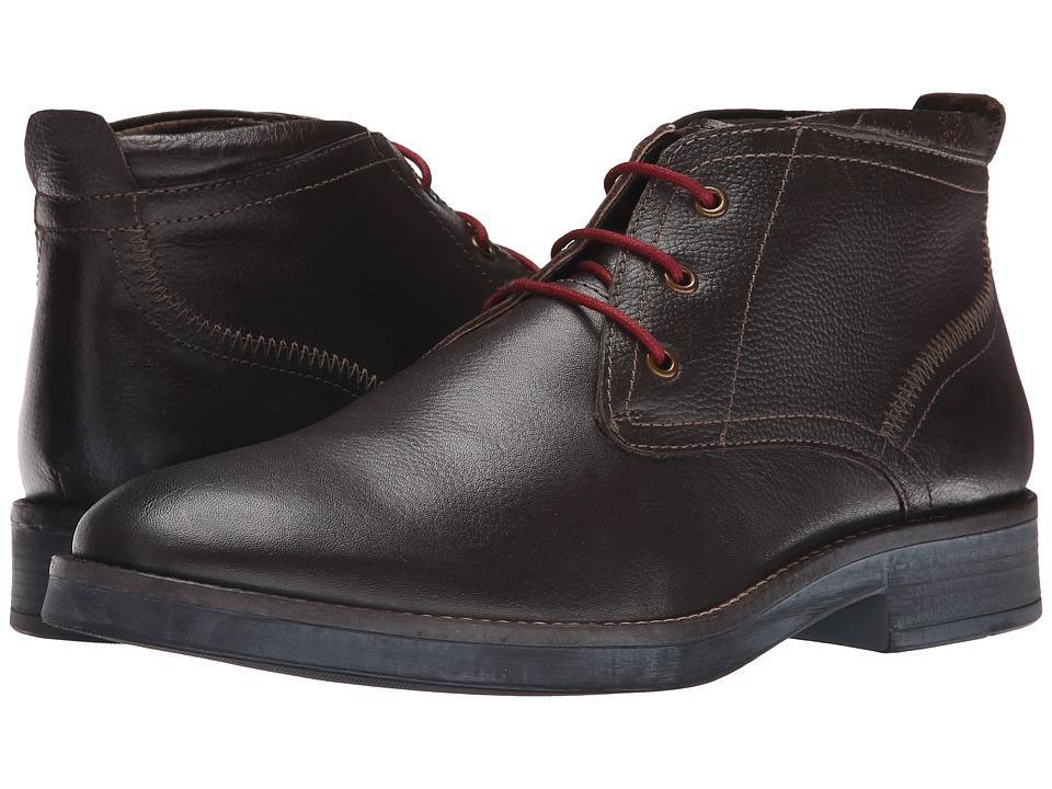Lotus Rainer (Brown Milled Leather) Men