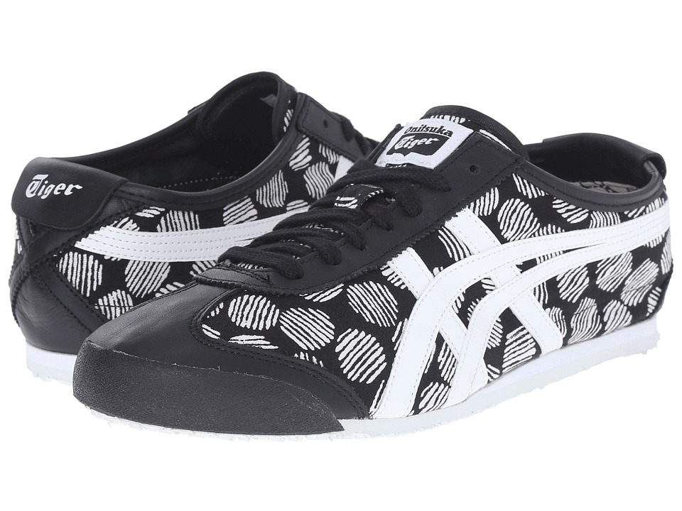 Onitsuka Tiger by Asics - Mexico 66 (Black/White 3) Shoes