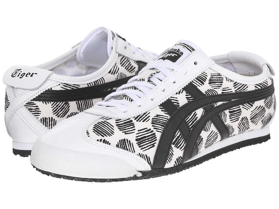 Onitsuka Tiger by Asics - Mexico 66 (White/Black 2) Shoes