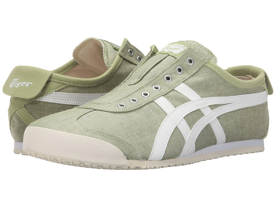 Onitsuka Tiger by Asics Mexico 66(r) Slip-On (Winter Pear/White) Shoes