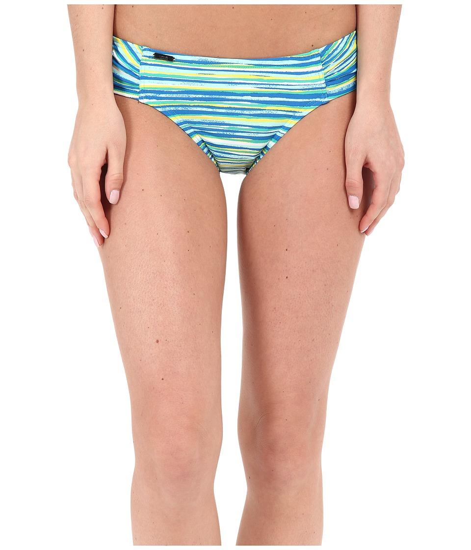 Lole - Carribean Bottoms (Aruba Blue Stripe) Women's Swimwear