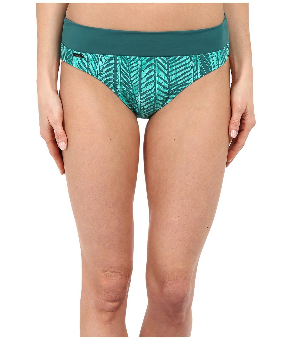 Lole - Mojito Bottoms (Peacock Banana Leaf) Women's Swimwear