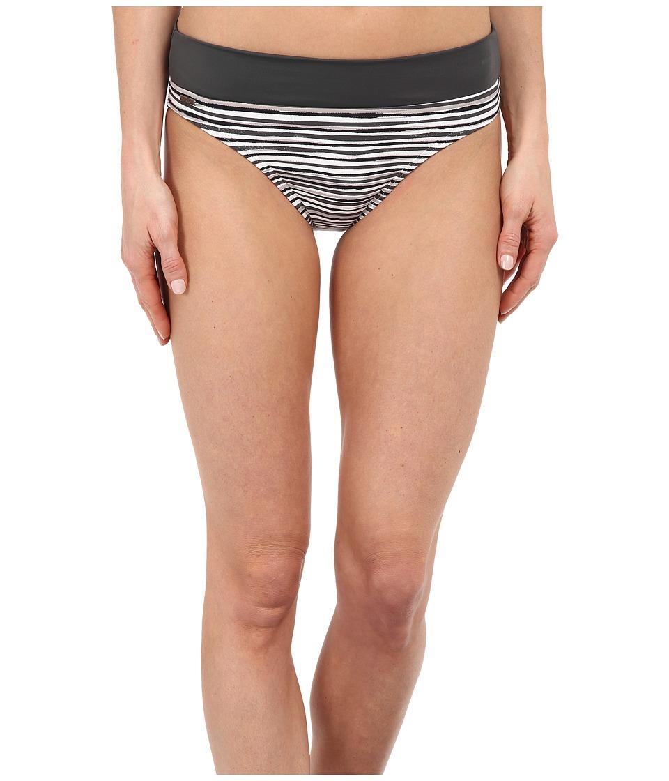 Lole - Mojito Bottoms (Black Stripe) Women's Swimwear