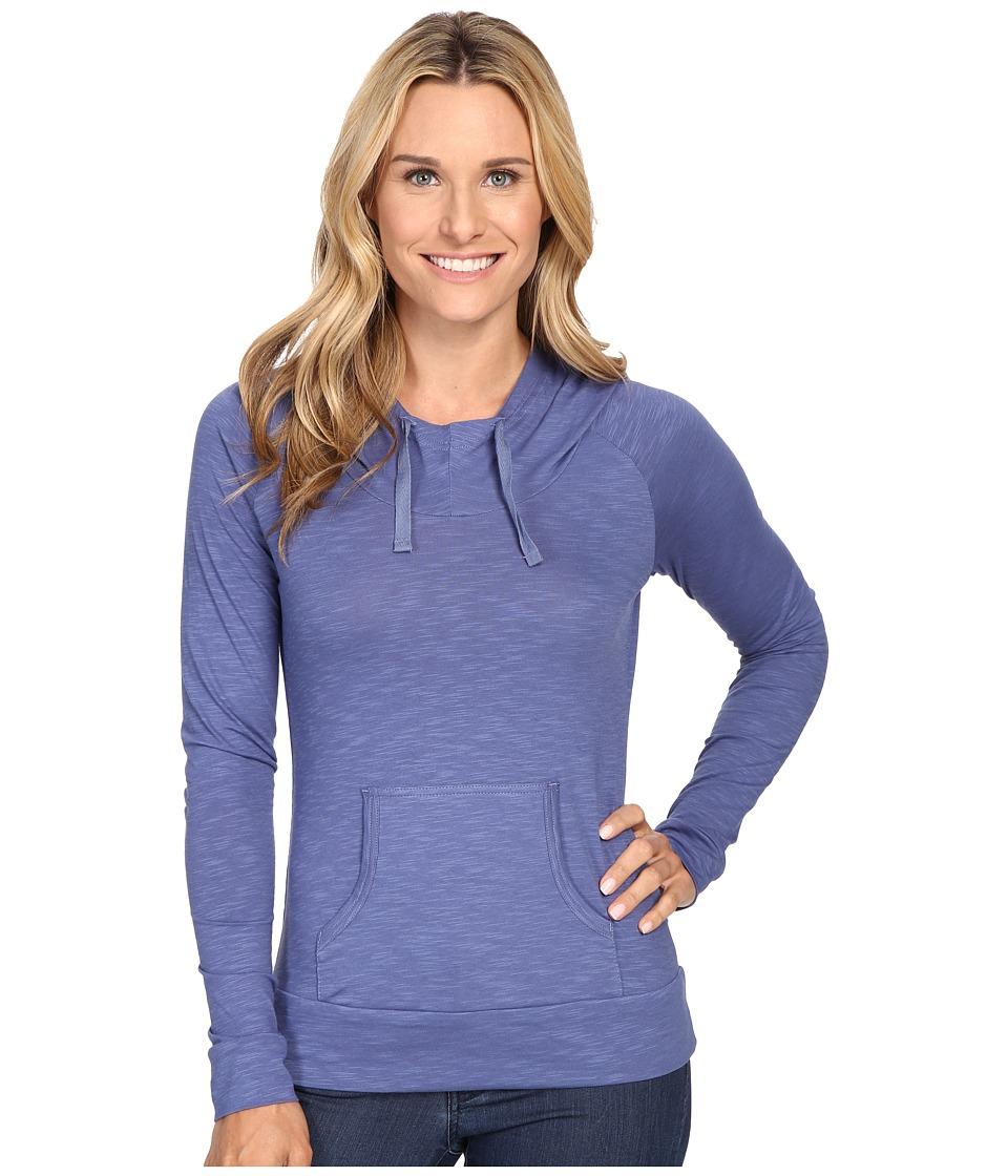 Columbia - Rocky Ridge III Hoodie (Bluebell) Women's Sweatshirt