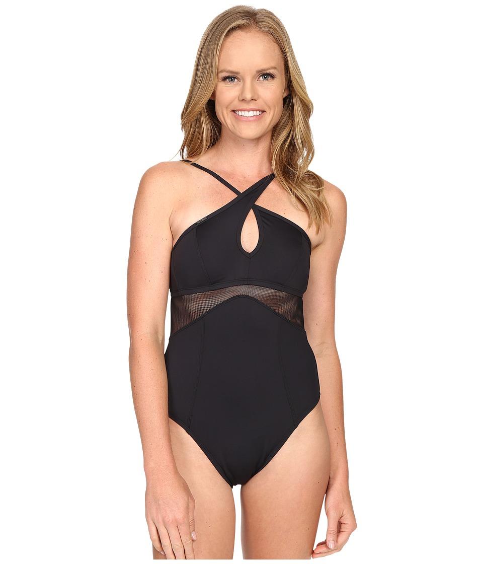 Lole - Natadola One-Piece (Black) Women's Swimsuits One Piece