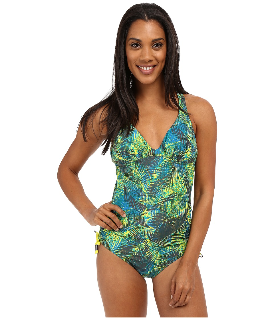 Lole - Madeira One-Piece (Spring Tropical) Women's Swimsuits One Piece