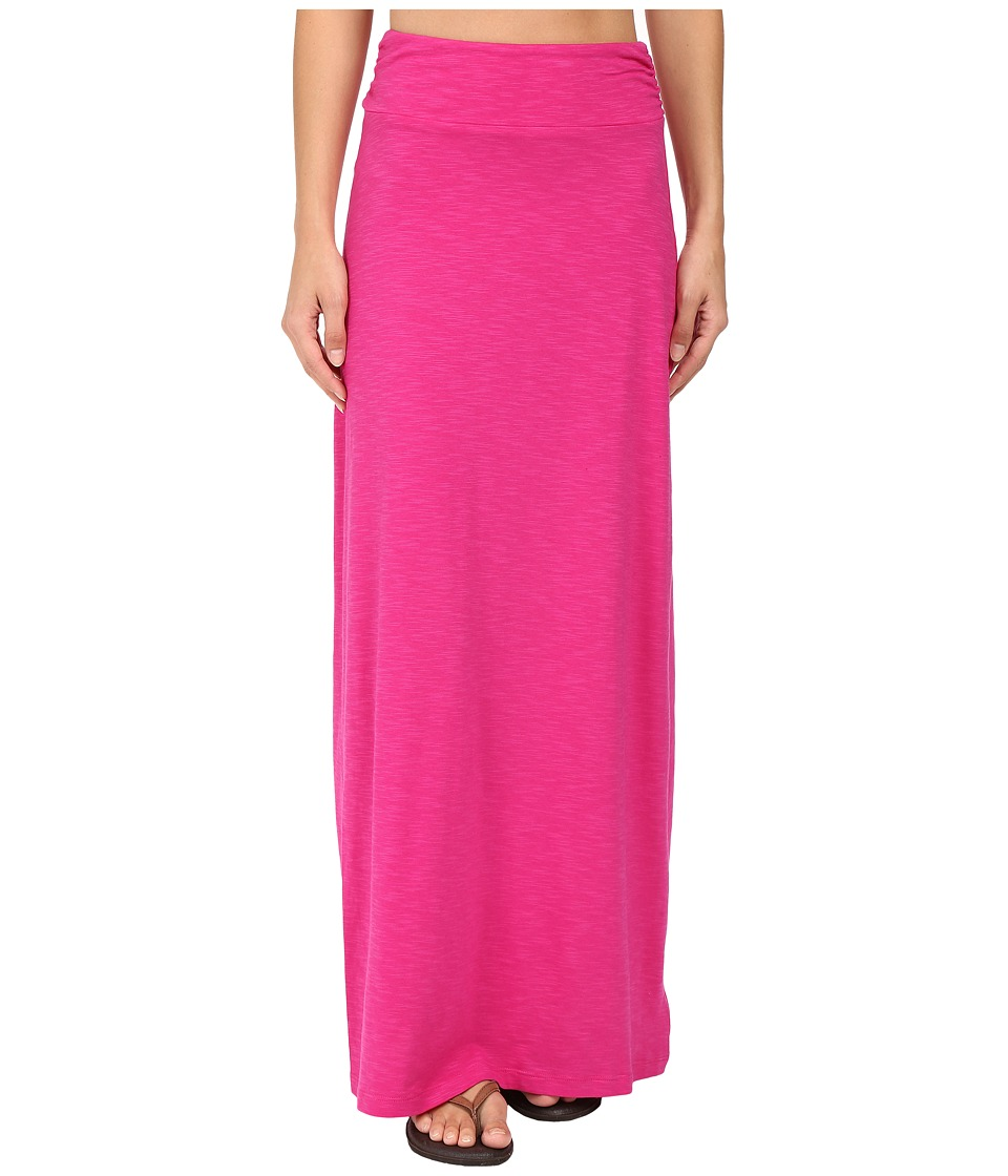 Columbia - Rocky Ridge Maxi Skirt (Haute Pink) Women's Skirt