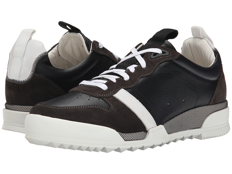 rag & bone - Trainer Low (Black Combo) Men's Shoes