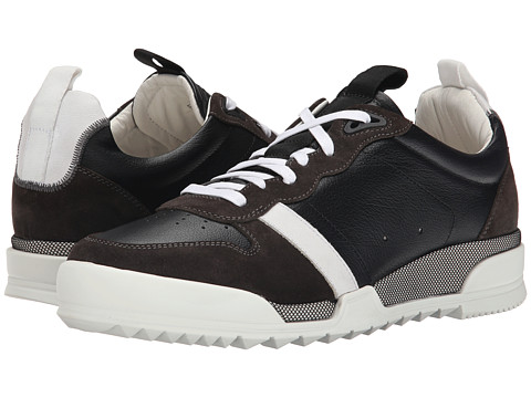 rag & bone - Trainer Low (Black Combo) Men