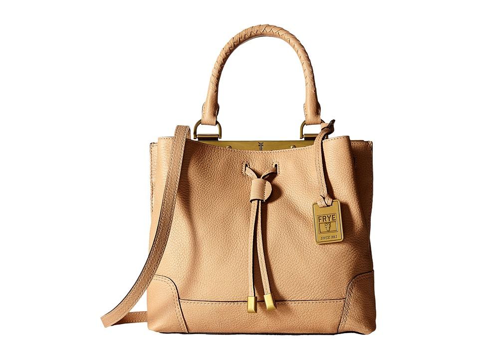Frye - Fay Small Drawstring (Natural Goat Leather) Drawstring Handbags